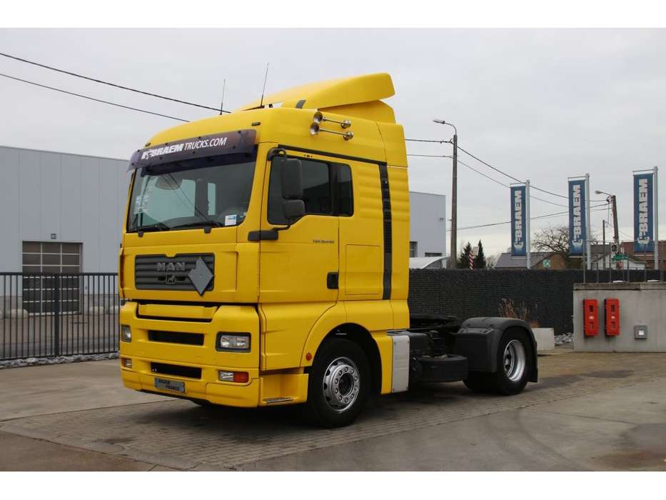 TGA 18.440 XLX BLS+MANUAL+EURO 4 - 2008