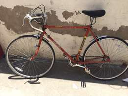 Raleigh Racer Bike