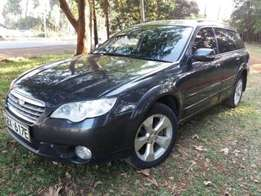 2006 Subaru Outback KBX Auto 2.5litre Trade in accepted 1.05m