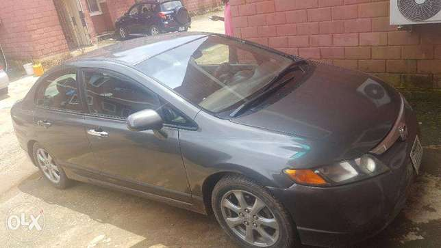 Affordable Honda Civic 2007 Kubwa - image 4