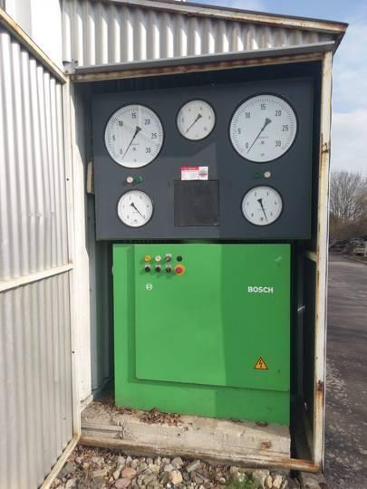 Bosch Bremsenprüfstand BPS 195