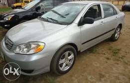 Neatly used Toyota Corolla 04 for sale