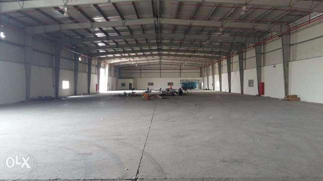Different types of Warehouses for Rent - Doha industrial area