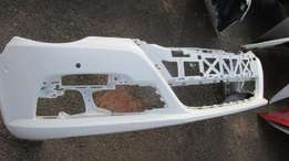 2012 Volkswagen CC Front Bumper White for Sale