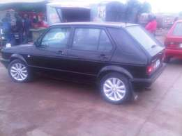 Golf 1 2008 1.4 engine