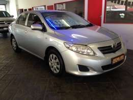 2009 Toyota Corolla1300 Professional, FSH, R11995, EXCELLENT CONDITION
