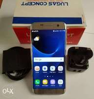 Samsung S7 Edge 4GB RAM & Fingerprint