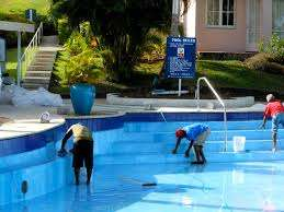 Swimming pool cleaning & maintenance services.Satisfaction guranteed.