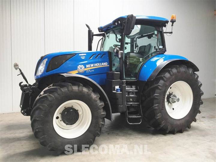 New Holland T7.270 AC - 2016