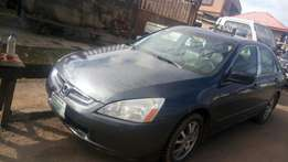 Clean Honda Accord 2003 Leather Seats