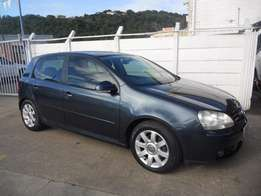 VW Golf 5 2.0 FSi Tiptronic
