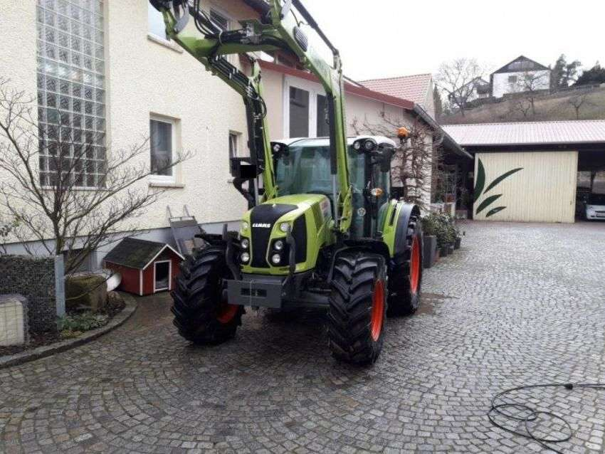 Claas arion 420 - 2017 - image 5