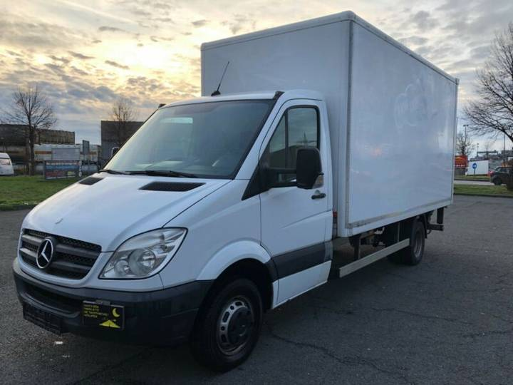 Mercedes-Benz Sprinter 511CDI Koffer mit Ladebordwand - 2009