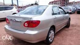 Sparkling Toyota Corolla for sale