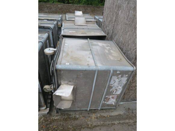 Sale aluminum tanks storage box for  by auction