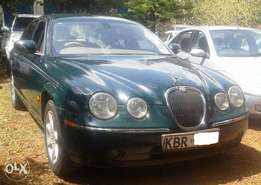 2005 Jaguar S-type, automatic 2.0L petrol, very clean condition