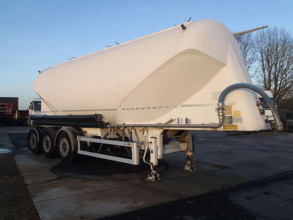 Ardor 39 M³ Zement Silo - 2008