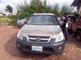 Honda CR-V with AC for sale very sharp buy drive no issue