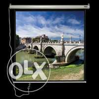 """Electric Wall Mounted Projection Screens For Sale 70"""" by 70"""" Nairobi CBD - image 2"""