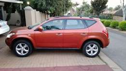 Nissan Murano SUV in Excellent Condition