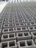 High quality 9 inches hollow blocks for buildings and constructions