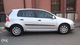 2008 vw Golf 5 TDI 1.9 for sale at R105000