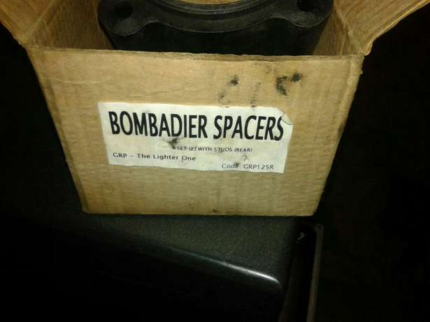 Bombadier DS 650 spacers for sale Welkom - image 2