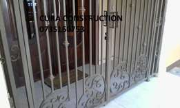 balustrades , staircases,, handrailing, burglar proofs , security gate