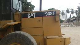 CAT and JCB wheel loader