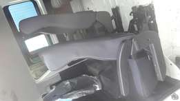 Executive seat with moulded foam 2017