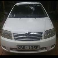 Quick sale, toyota NZE privately used. Negotiable