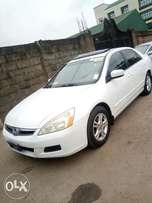 Honda Accord 2006 Model Tokunbo Lagos Clear Perfectly Conditions