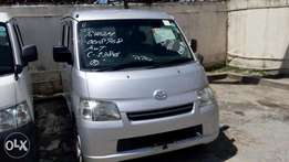 Toyota townace silver colour