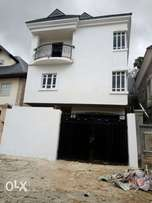4bed rm duplex a rm bq at Anthony village.C/o 300sqm