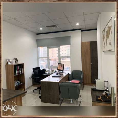 Fully furnished offices - Ocean Business Centre