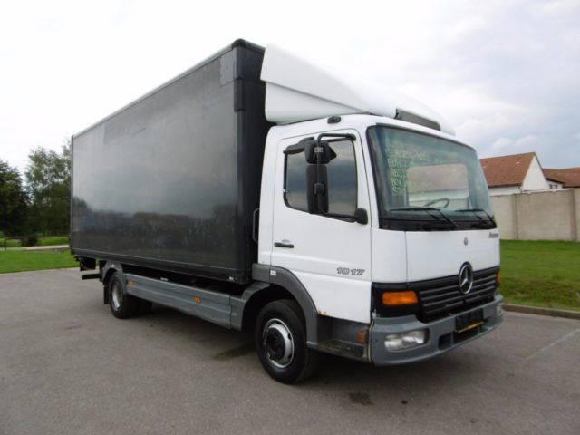 Mercedes-Benz Atego (ID10487) - 1999