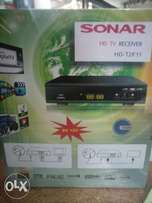 Sonar decoder free to air channels