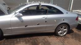 CLK 350 W209 Stripping For Spares