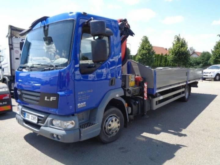 DAF FA LF 45.220 G12 EURO 5/EEV + PALFINGER PK 9001P - 2011