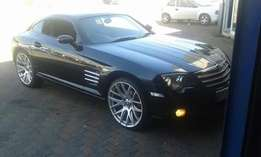 2004 chrysler crossfire 3.2 manual for sale