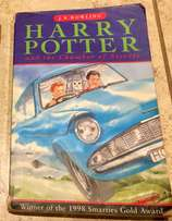 "Harry Potter ""Chamber of Secrets"" Book"