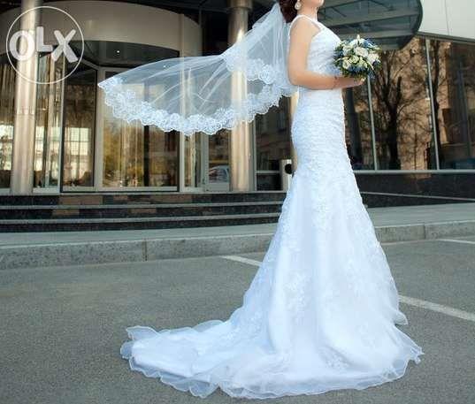 bd790c09508 Продам свадебное платье  1 200 грн. - Свадебные платья костюмы ...
