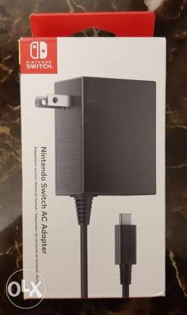 Nintendo Switch Charger .. جديد