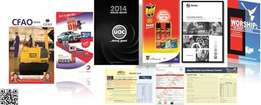 Scratch cards and all types of prints in Lagos