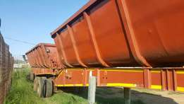 2006 Top Trailer Side Tipper Link 40Cube For Sale