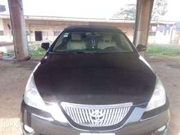 Nigerian used extremely clean convertible toyota solara