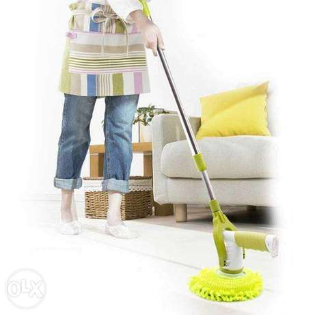 Rotating Electric Mop Recheargeable