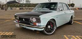 WANTED: any datsun