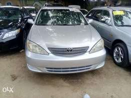 Toyota Camry very clean tokunbo