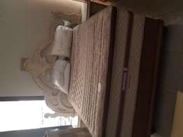 Single, Queen and Kingsize Matrass & Base sets